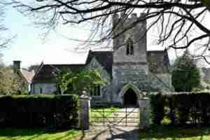 Boyton Church