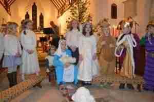 Christmas Carol Service Boyton Church
