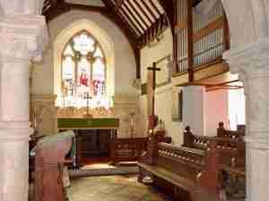 St Mary, Codford