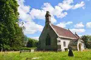 Church of St Cosmas & St Damian Sherrington