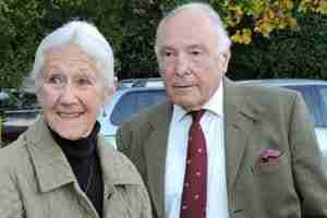 Betty & Nigel Lewis