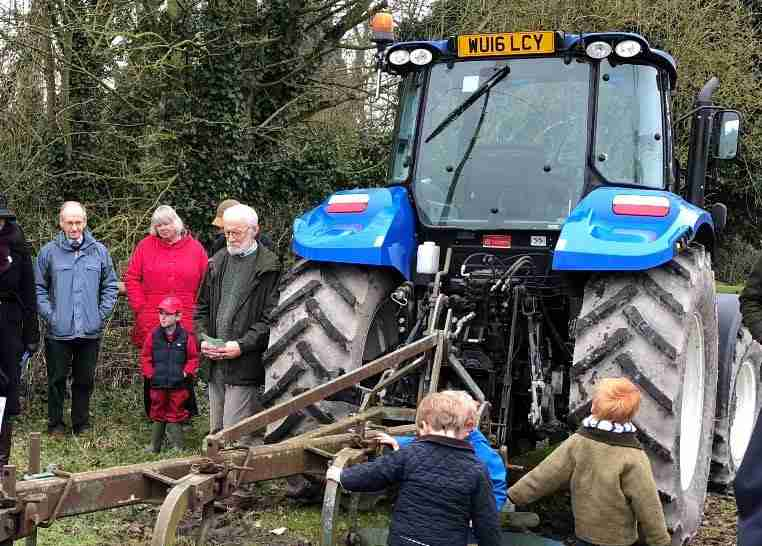 Tytherington Plough Service