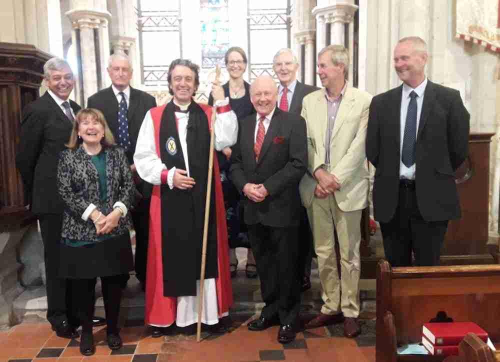 Lay Worship Leaders Upper Wylye Valley Team